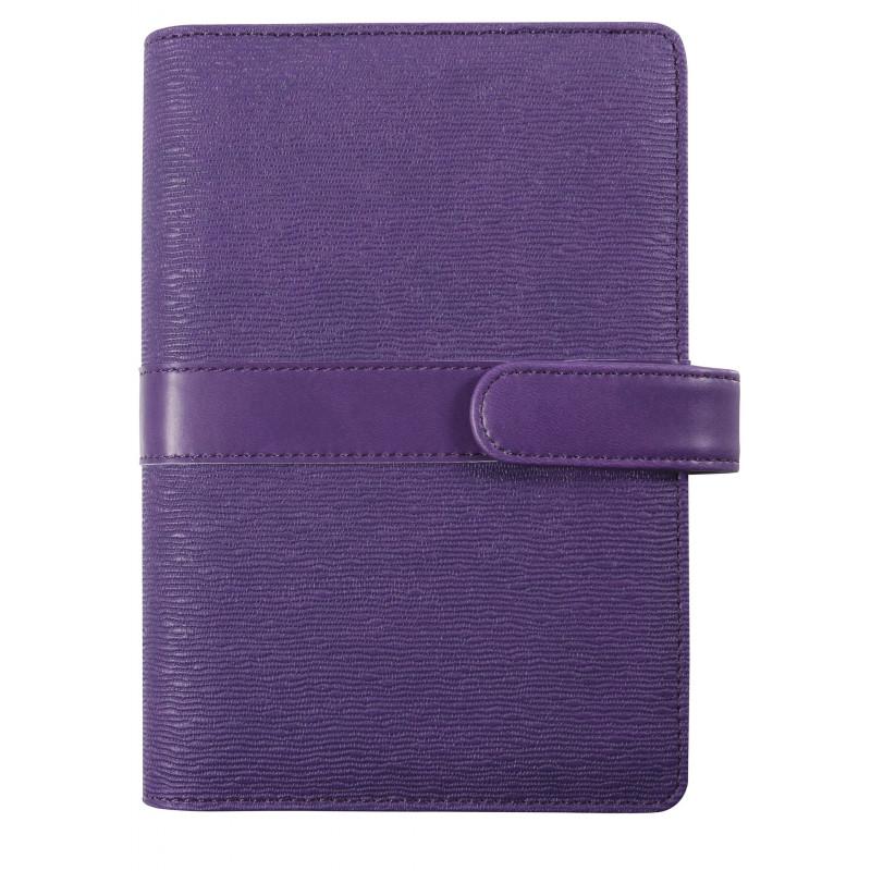 Agenda organiseur EXACOMPTA Exatime 17 Kelly violet - 190x135mm c19ecbe4f46
