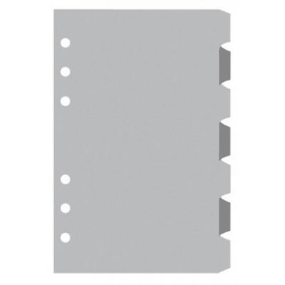 Recharge EXACOMPTA pour Exatime 17 - intercalaires de couleur jeu de 7