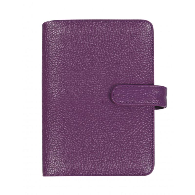 Agenda organiseur EXACOMPTA Exatime 14 Baltique violet - 140 x 100 mm 564b70f574c