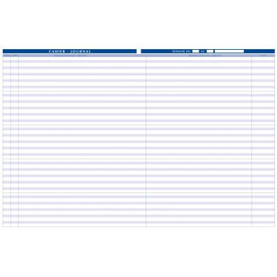 Cahier du professeur Collège/Lycée OXFORD Relevé de notes - Planning suivi