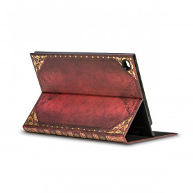 Coque de protection eXchange PAPERBLANKS série Pulsions Bucoliques pour tablette tactile iPad MINI - 146×210mm