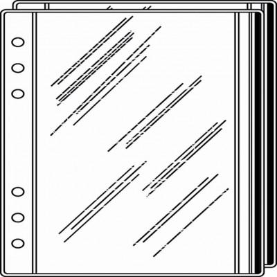 Recharge QUOVADIS Pochette ZIP - 10x17cm pour TIMER 17