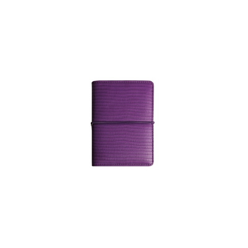 Agenda organiseur EXACOMPTA Exatime 14 Téjus violet - 140 x 100 mm d4054b75acc