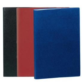 Agenda QUOVADIS Planning SD 18 x 24 cm 16 mois - 1 semaine sur 2 pages + répertoire (COULEURS ALEATOIRES)