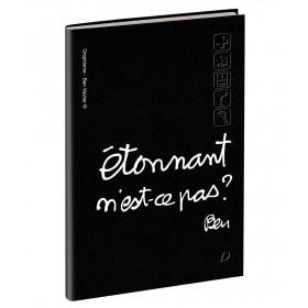 Répertoire QUOVADIS DOUBLE 15 BEN - 10x15cm - ETONNANT -