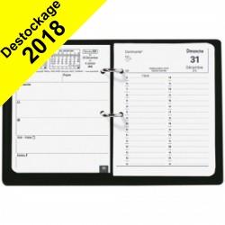 Agenda blocs Planning QUOVADIS recharge seul - 11,5 x 14,5 cm
