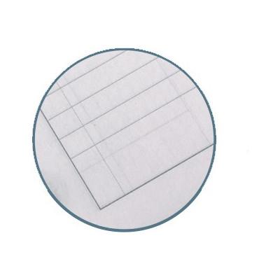 Agendas LECAS Format Couronne 12 x 17 cm - 1 jour par page - NOIR