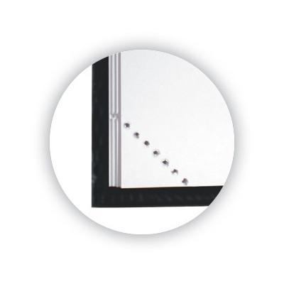 Agendas LECAS Noire Travers, échelle horaire 14 x 35 cm - 1 jour par page