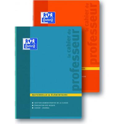 Cahier du Professeur Maternelle/cycle élémentaire OXFORD