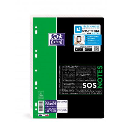 Lot 400 copies doubles OXFORD Etudiants - seyes - 210x297mm