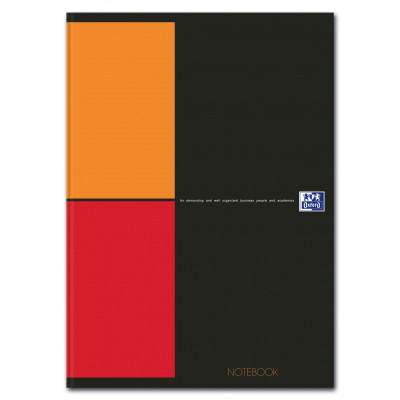 Cahier A4 OXFORD 160 pages - carreaux 5x5mm - 210x310mm