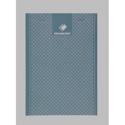 Bloc-notes A5 001 DIRECTION 200 pages - carreaux 5x5mm - 148x210mm