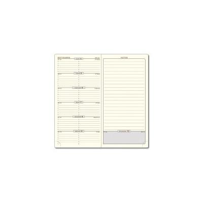 Agenda EXACOMPTA de poche SAS 17 Winner - 175x90mm - 1 semaine sur 2 pages (COULEURS ALEATOIRES)