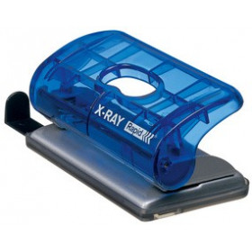 Perforateur 2 trous RAPID X-RAY EC10 - BLEU