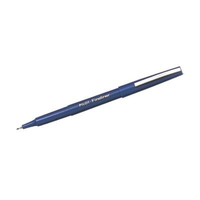 Stylo feutre PILOT fineliner SW PPF - 0,4 mm - bleu
