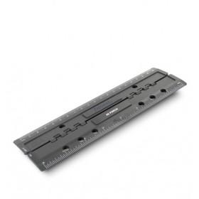 FX210118CS-PERFO PLAST REGLET 6 TR/POCKET