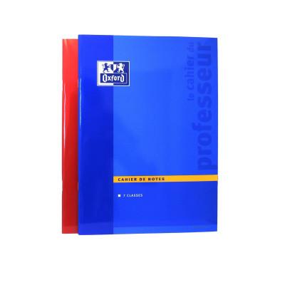 Cahier de notes OXFORD 21x29,7cm - 7 Classes