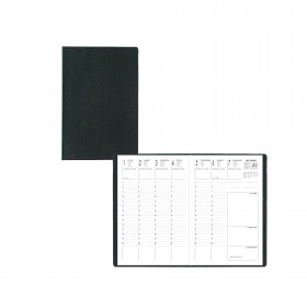 Agenda LECAS ECO - 9x13cm - 1 semaine sur 2 pages