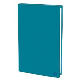 Agenda QUOVADIS MINISTRE Touch - Bleu prusse - 16x24cm - 1 semaine sur 2 pages