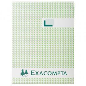 Registre 21x29,7cm EXACOMPTA (462E) Echancier - 200 pages