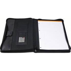 Conférencier + calculatrice EXACOMPTA EXAWALLET Exactive - 340x250x30mm