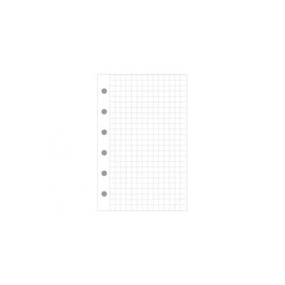 Recharge EXACOMPTA Exatime 21 Notes - Quadrillé 5x5mm  - 44 pages