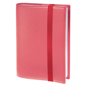 Agenda QUOVADIS TIME&LIFE Pocket Time & Life - Rose Blush - 10x15cm - 1 semaine sur 2 pages