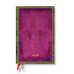 Agenda PAPERBLANKS Byzance - Mini - 100×140mm - 1 semaine sur 2 pages vertical
