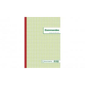 Manifold EXACOMPTA Commandes 21x29,7cm - 50 feuillets tripli autocopiants