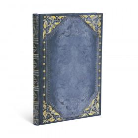 Carnet PAPERBLANKS Non ligné - Midi 130×180mm - Les Nouveaux Romantiques série Plume de Paon