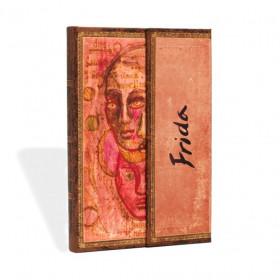Carnet PAPERBLANKS Non ligné - MINI 100×140mm - Embellished Manuscripts série Frida Kahlo A Double Portrait