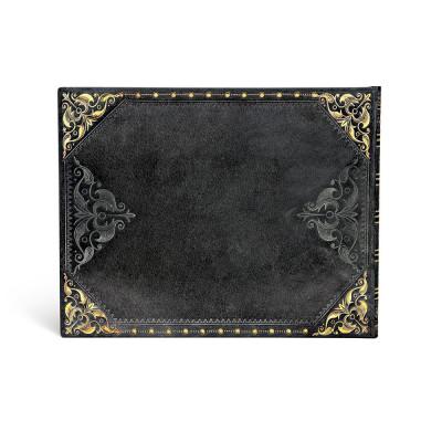 Carnet PAPERBLANKS Non ligné - Livred'Or 230×180mm - Les Nouveaux Romantiques série Rebelle de Minuit