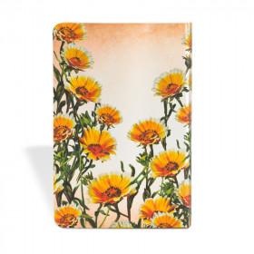 Carnet PAPERBLANKS ligné - Mini 95×140mm - Plantes Peintes série Marguerites des Bois