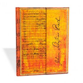 Carnet PAPERBLANKS non ligné - Ultra 180×230mm - Les Manuscrits Estampés série Bach, laCantateBWV112