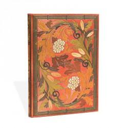 Carnet PAPERBLANKS non ligné Allegro - Symphonie d'automne - Midi 130 × 180mm - 144pages