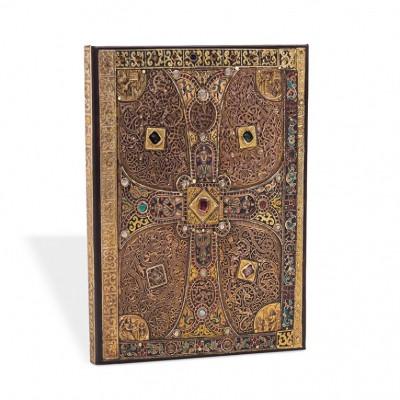 Carnet Midi PAPERBLANKS série Collection Lindau Gospels Midi