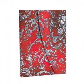 Carnet PAPERBLANKS ligné Soirée enchantée - Le renouveau du Rococo - Ultra 180 × 230mm - 144pages