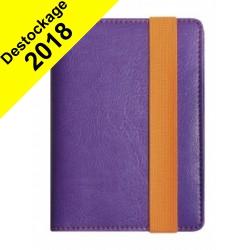Agenda organiseur EXACOMPTA Exatime 14 Sweety violet - 140x100mm