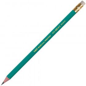 Crayon à papier - HB - BIC ECOlutions 655 + gomme