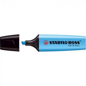 Surligneur STABILO BOSS - bleu