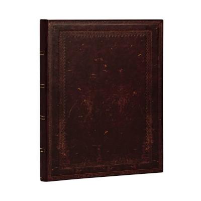 Carnet PAPERBLANKS Bullet Journal  - Ultra  180×230mm - série Noir Marocain