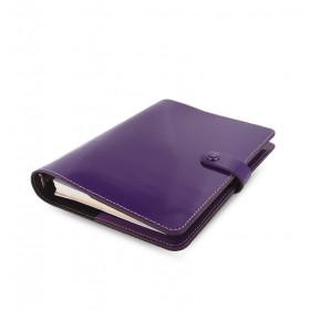 Organiseur FILOFAX The Original A5 23x19cm - Croûte de cuire Violet - 1 semaine sur 2 pages