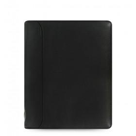 Organiseur FILOFAX Nappa ZIP A5 25x20cm - cuir buffle pleine fleur Noir - 1 semaine sur 2 pages
