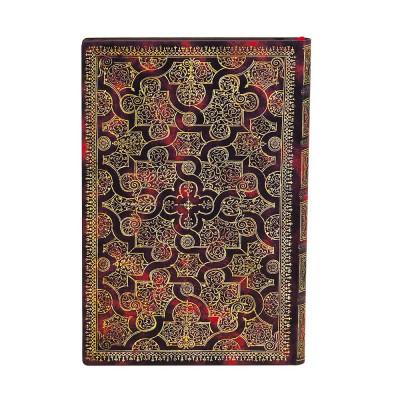 Carnet souple PAPERBLANKS Non ligné - Mini 95×140mm - Flexis série Mystique - 176 pages