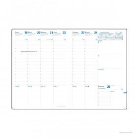 Recharge pour agenda QUOVADIS CONSUL format 21x29,7cm
