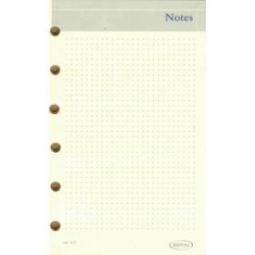 Recharge bloc notes pour agenda BREPOLS Brefax 21 & 27 - 8x12,5cm