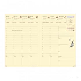 Recharge pour agenda QUOVADIS AFFAIRES Prestige format 10x15cm