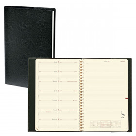 Agenda QUOVADIS Note 24® S 16x24 cm - 1 semaine sur 1 page + NOTES - spirale