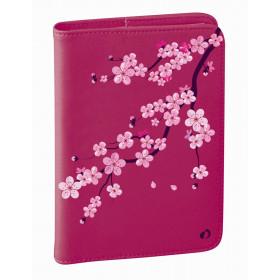 Agenda QUOVADIS Affaires 10x15cm Bloom - 1 semaine sur 2 pages Vertical - Sakura