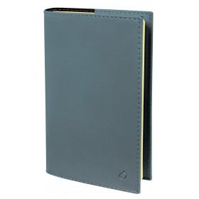 Agenda QUOVADIS Miniweek 7x10cm Soho - 1 semaine sur 2 pages Horizontal - Kaki